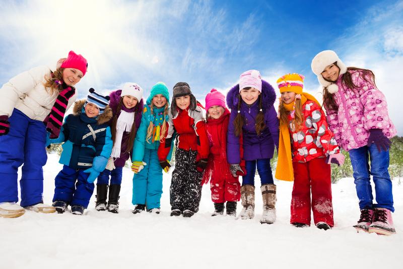 Путевки (курсовки) для оздоровления детей в новогодние каникулы